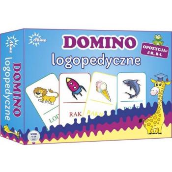 Domino logopedyczne J-R, R-L ABINO