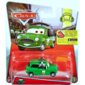 Auta Cars Mattel Mechanik...