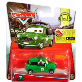 Auta Cars Mattel Dly46...