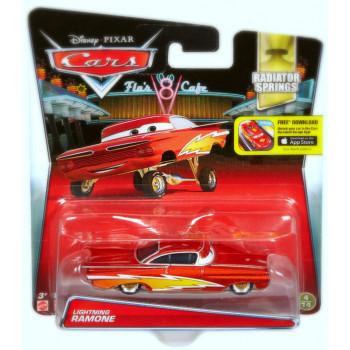 Auta Cars Mattel Dly58...