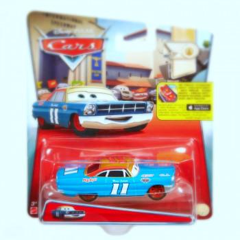 Auta Cars Mattel Dly79 Mario Andretti Disney