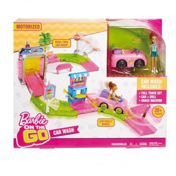 Barbie On The Go Myjnia...
