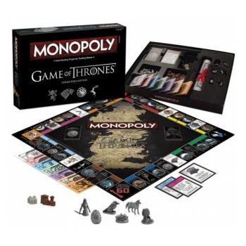 Monopoly Gra O Tron Edycja...