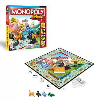 Monopoly Junior Hasbro Nowa...