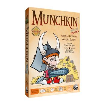 Munchkin Podstawa Edycja...