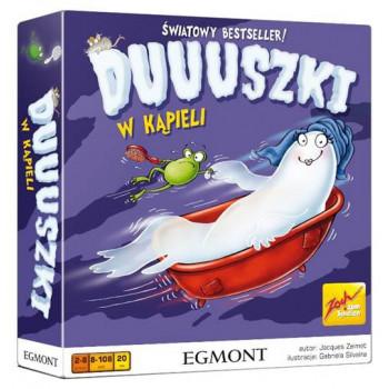 Duuuszki Duszki W Kąpieli...