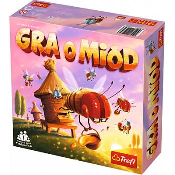Gra o Miód dla dzieci Trefl
