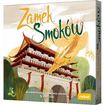 Zamek Smoków Mahjong Gra...