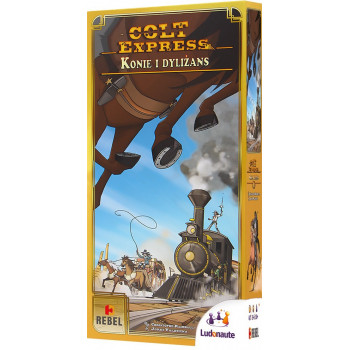 Colt Express: Konie I...