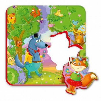 Puzzle Magnetyczne Spacer W...