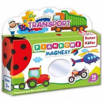 Transport Puzzle Magnetyczne Świat Magnesów