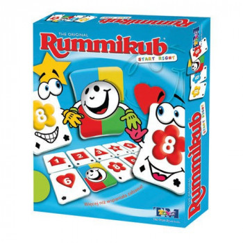 Rummikub Junior Tm Toys Gra...