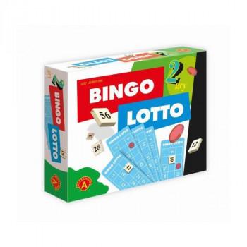 Bingo Lotto 2 W 1 Alexander...