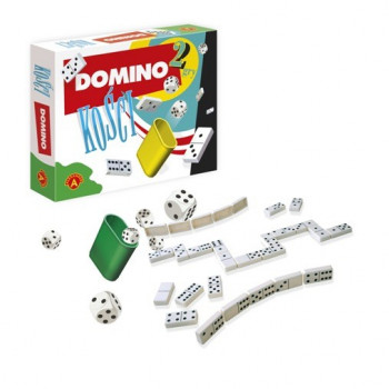 Domino Kości 2 W 1 Alexander
