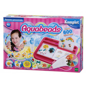 Aquabeads Magiczne Koraliki...