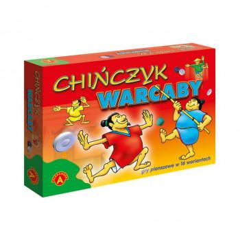 Chińczyk i Warcaby 2 Gry...