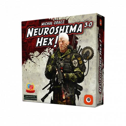 Gra Planszowa Neuroshima Hex Portal