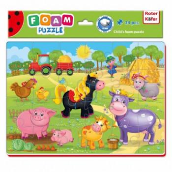 Puzzle Piankowe Farma Dla...