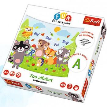 Gra Edukacyjna Zoo Alfabet...