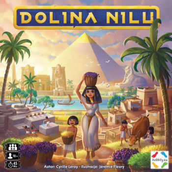 Dolina Nilu Gra Familijna Hobbity