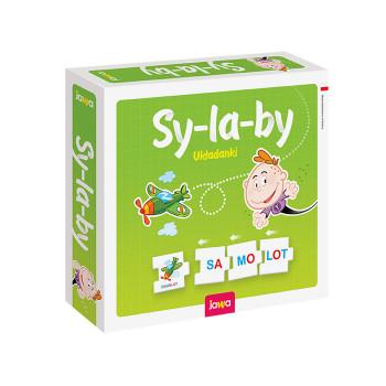 Gra Edukacyjna Układanka Sylaby
