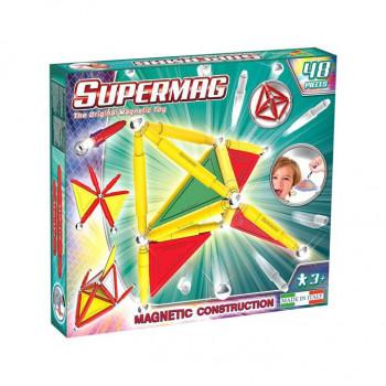 SUPERMAG TAGS PRIMARY 48 EL, KLOCKI MAGNETYCZNE
