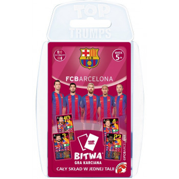 FC Barcelona Gra Karciana...
