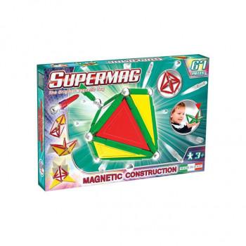SUPERMAG TAGS PRIMARY 67 EL, KLOCKI MAGNETYCZNE