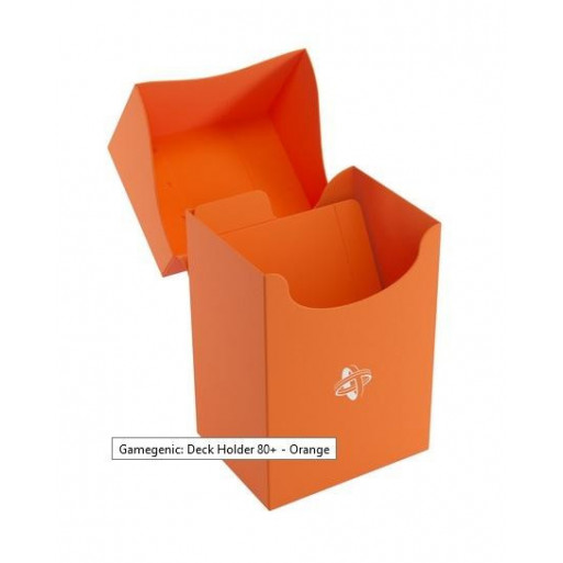 Gamegenic: Deck Holder 80+ Orange