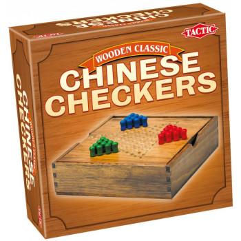 Wooden Classic - Chińskie Warcaby