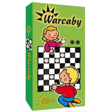 Warcaby małe ABINO