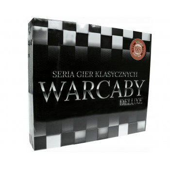 Warcaby Deluxe FAN
