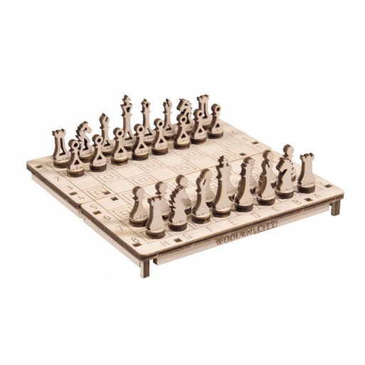 Chess/Checkers 2w1