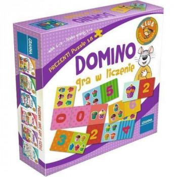 Klub przedszkolaka - Domino GRANNA