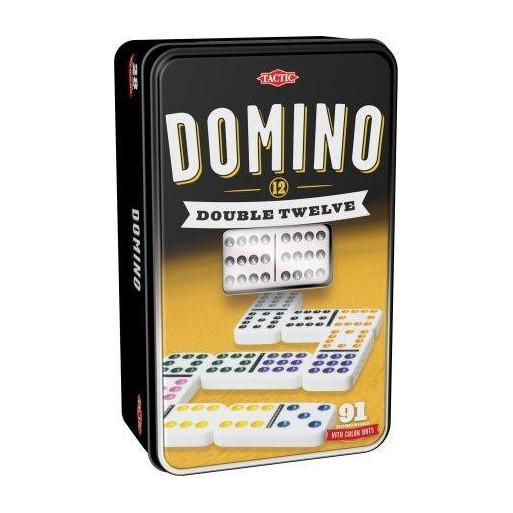 Domino dwunastkowe w puszce