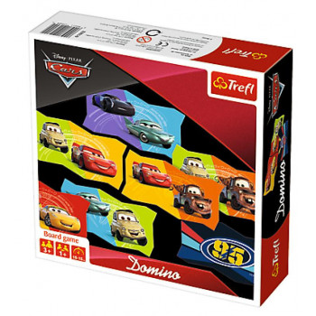 Domino Cars Disney TREFL