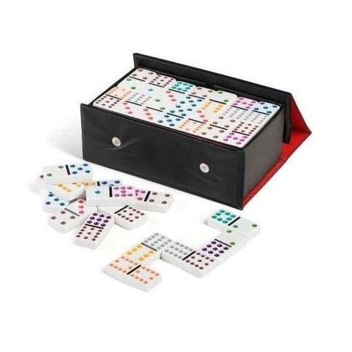 Domino 91szt etui