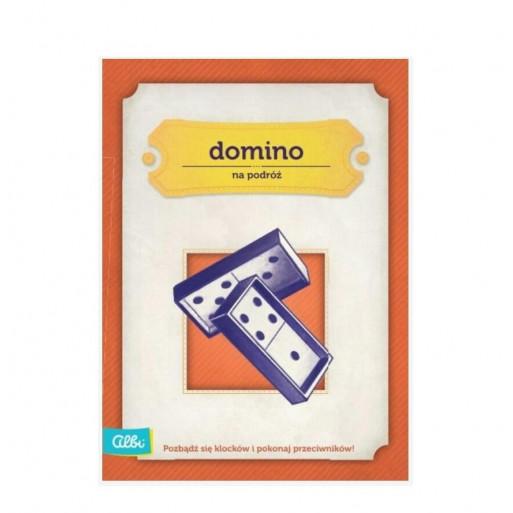 Domino gra podróżna ALBI
