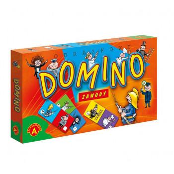 Domino obrazkowe - zawody ALEX