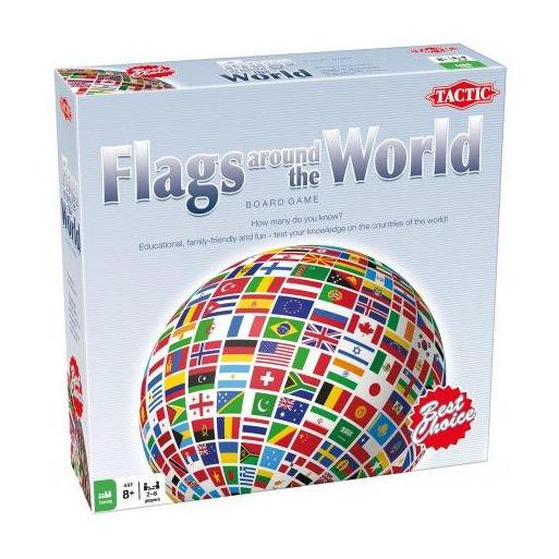Gra Edukacyjna Wszystkie państwa świata TACTIC