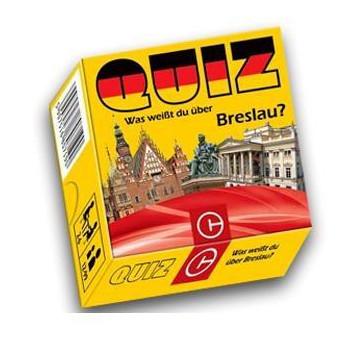 Gra Edukacyjna QUIZ - Was weißt du über Breslau?