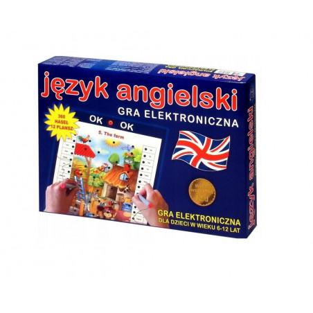 Gra Edukacyjna Wiem wszystko - Język angielski JAWA