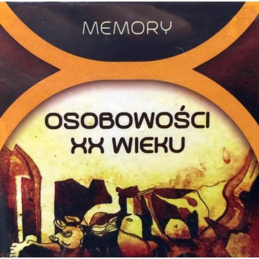 Gra Edukacyjna Memory - Osobowości XX wieku ALBI