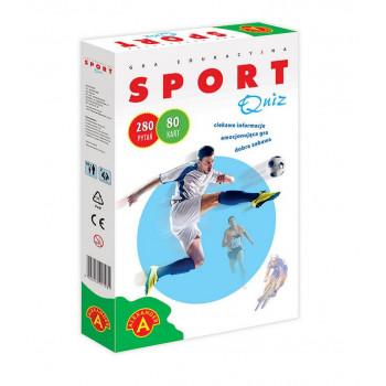 Gra Edukacyjna Quiz - Sport (średni) ALEX