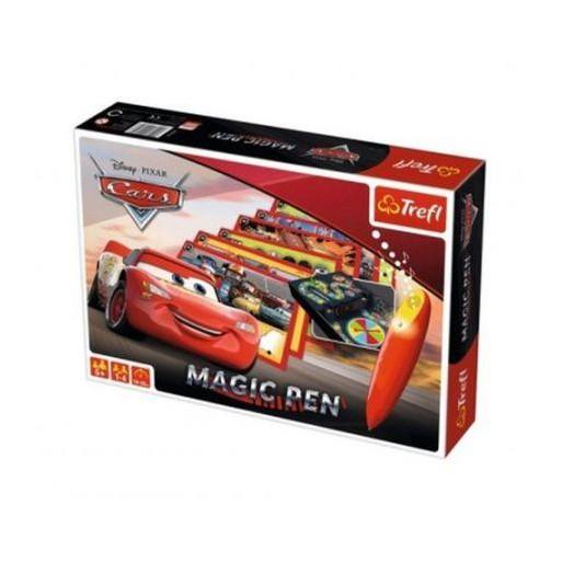 Gra Edukacyjna Magic Pen Cars TREFL