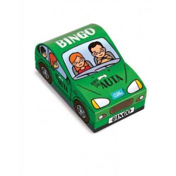 Gra Edukacyjna Gry do auta Bingo ALBI
