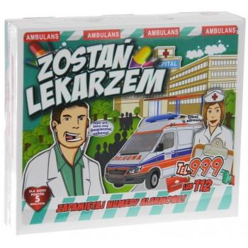 Gra Edukacyjna Zostań Lekarzem FAN