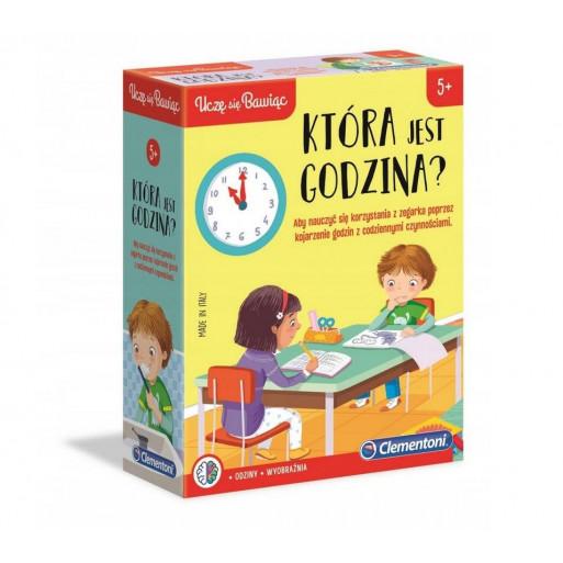 Gra Edukacyjna Co to jest czas